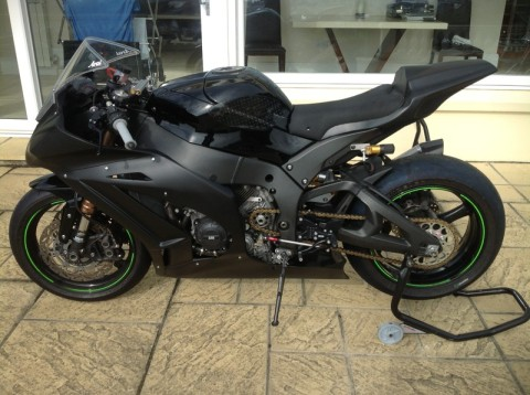 Trackpro In Dorset Racebike Trackday And Roadbike